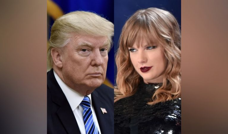 Casa Branca responde a Taylor Swift depois do ataque a Trump nos prémios VMA