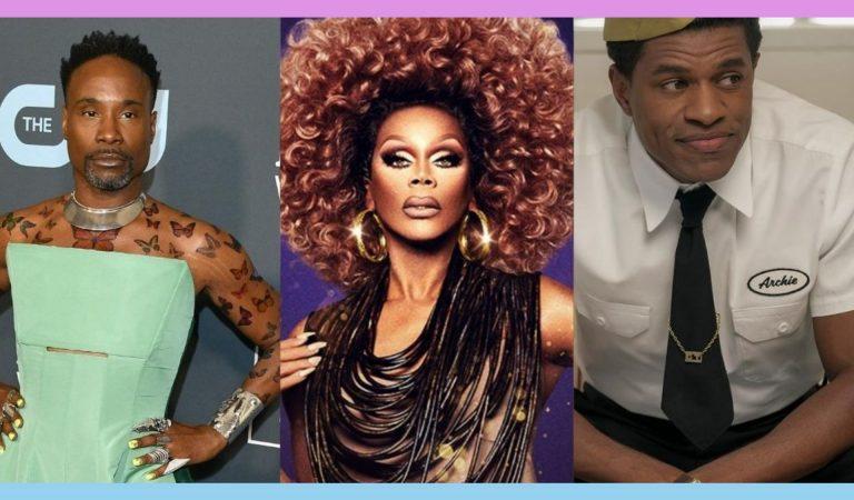 Hollywood, Queer Eye, RuPaul… sabe quais produções LGBTs concorrem aos Emmy 2020!