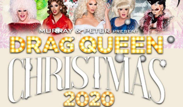 [Novo Espetáculo Adicionado] Drag Queen Christmas 2020